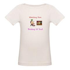Watching Porn Gift Tee