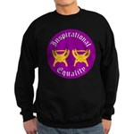 Inspirational Equality Sweatshirt (dark)