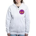 Inspirational Equality Women's Zip Hoodie