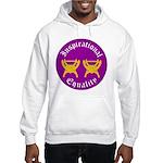 Inspirational Equality Hooded Sweatshirt