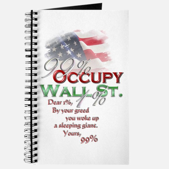 Occupy Wall St. Journal