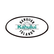 Kahului Maui Hawaii Patches