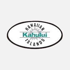 Kahului Maui Hawaii Patches