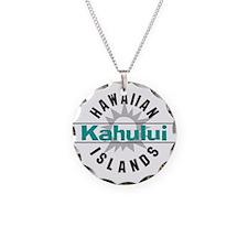 Kahului Maui Hawaii Necklace
