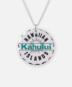 Kahului Maui Hawaii Necklace