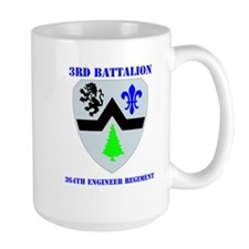 DUI - 3rd Bn - 364th Engineer Regt with Text Mug