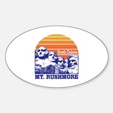 MT. Rushmore South Dakota Decal