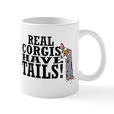 Real Corgis Small Mug