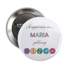Maria BINGO Button
