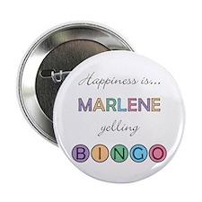 Marlene BINGO Button