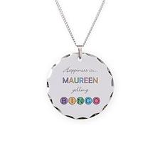 Maureen BINGO Necklace