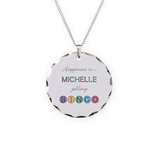 Michelle BINGO Necklace