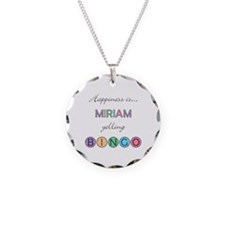 Miriam BINGO Necklace