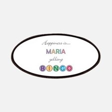 Maria BINGO Patch