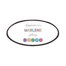 Marlene BINGO Patch