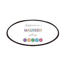 Maureen BINGO Patch