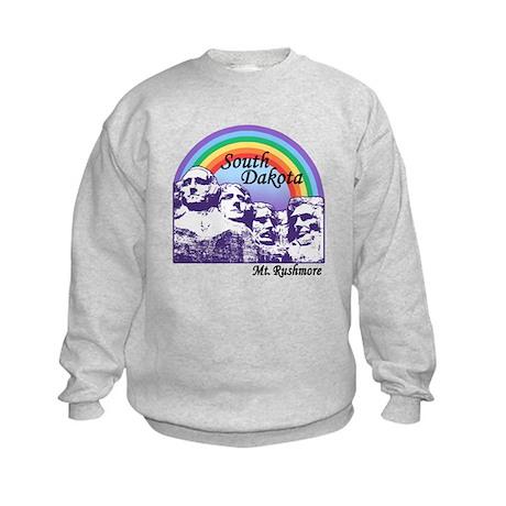 Mt. Rushmore South Dakota Kids Sweatshirt