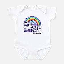 Mt. Rushmore South Dakota Infant Bodysuit