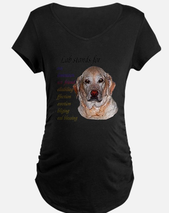 All about Lab's T-Shirt