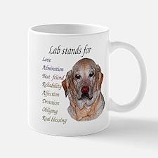 All about Lab's Mug