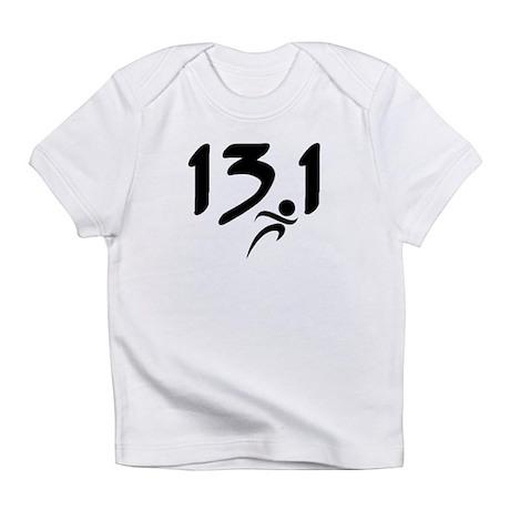 13.1 run Infant T-Shirt