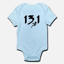 13.1 run Infant Bodysuit