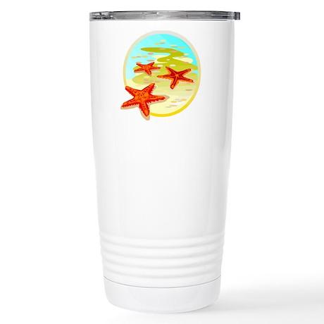 STARFISH {2} Stainless Steel Travel Mug