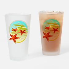 STARFISH {2} Drinking Glass