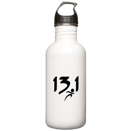 13.1 run Stainless Water Bottle 1.0L