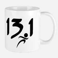 13.1 run Mug