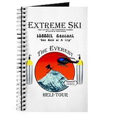 Heli Skiing Mt. Everest Journal