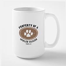 Silkzer dog Mugs