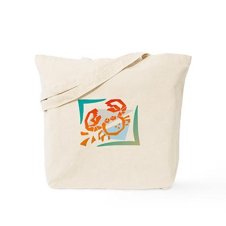 CRAB {1} Tote Bag
