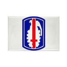SSI - 191st Infantry Brigade Rectangle Magnet