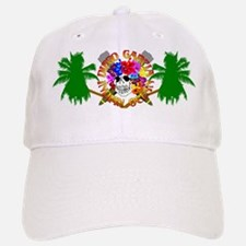 Diego Garcia Jolly Roger Baseball Baseball Cap