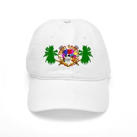 Diego Garcia Jolly Roger Cap