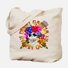 Diego Garcia Jolly Roger Tote Bag