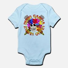 Diego Garcia Jolly Roger Infant Bodysuit