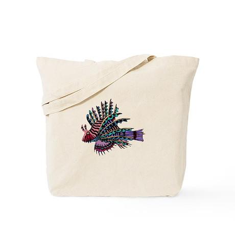 TROPICAL FISH {2} Tote Bag