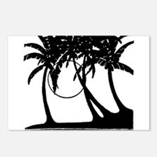 TROPICAL {4} Postcards (Package of 8)
