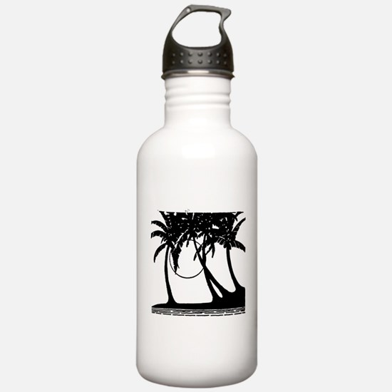 TROPICAL {4} Water Bottle