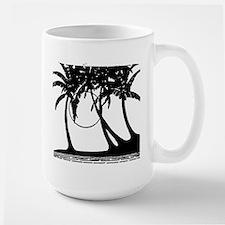TROPICAL {4} Large Mug