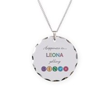 Leona BINGO Necklace
