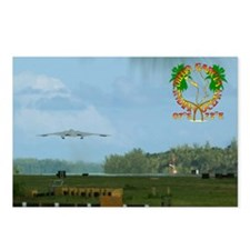B-2 Take Off Postcards (Package of 8)
