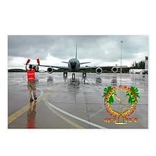 KC-135 Marshaller Postcards (Package of 8)