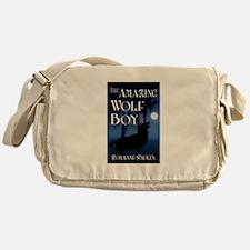 Cute Teen wolf Messenger Bag