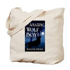 Funny Teen wolf Tote Bag