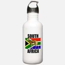 South Africa Springbok Water Bottle