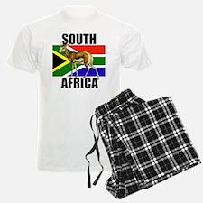 South Africa Springbok Pajamas