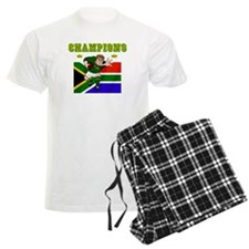 South Africa Rugby Pajamas